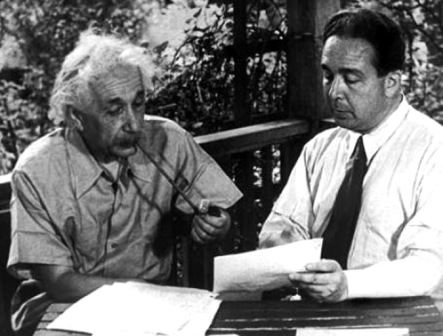 Einstein and Szilard letter to Roosevelt. NNSA