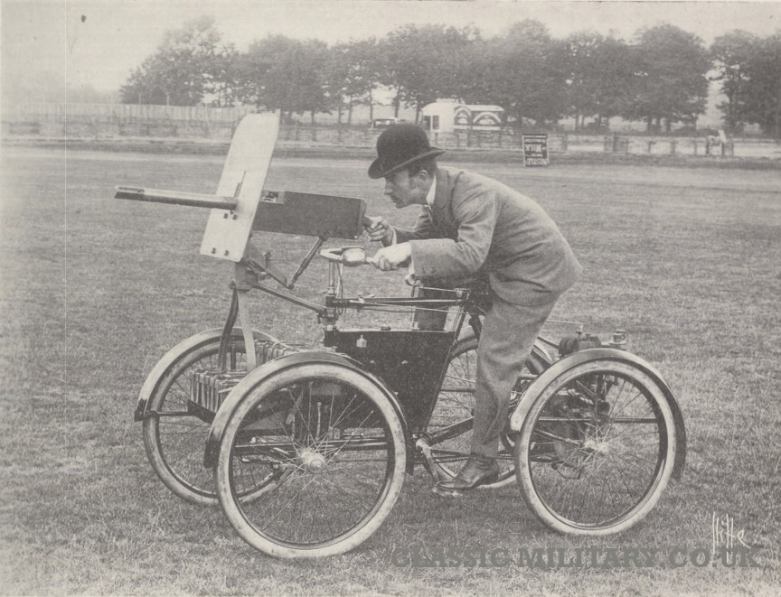 Simms Motor Scout